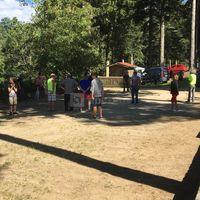 Terrain d'activités Camping Les Murmures du Lignon