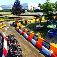 Kart thiais piste outdoor