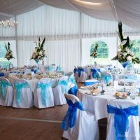 Tables décorées réceptions