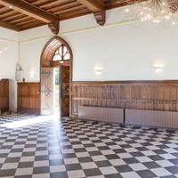 Salle re-de-chaussée chateau