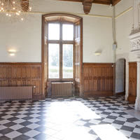 Salle rez-chaussée du chateau