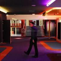 Intérieur du cinéma