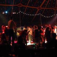Salle discotheque