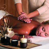 Les massages au spa