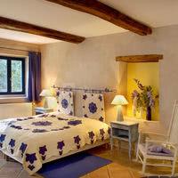 Domaine Les Fougères - Chambre pour 2 avec terrasse