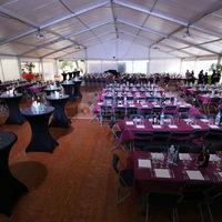 Chapiteau 600m² / soirée de gala