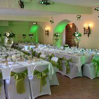 Mariage en vert (132 personnes)