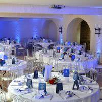 Mariage en bleu (110 personnes)