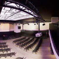 Vue panoramique grande salle