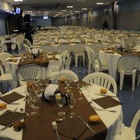 Espace licorne (repas pour 400 personnes)