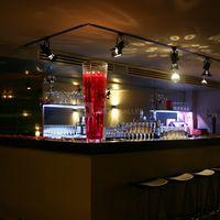 Espace bar au sous-sol