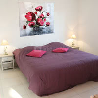 Chambre dans villa 85