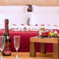 Chambre Manoir - Accueil Champagne