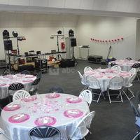Salle mariage 140 m²