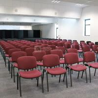 Salle 200 m² mode conférence