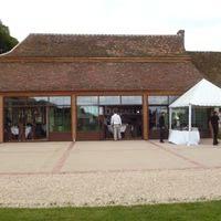 L'orangerie : terrasse