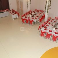 Grande salle disposition des tables