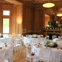 Dîner de mariage dans le salon Rotonde