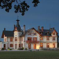 Le Cottage de la Trigalière de nuit