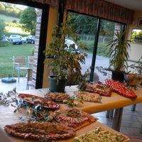 Nos buffets