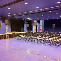Salon bleu mode conference