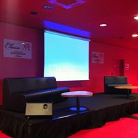 Salon rouge conference