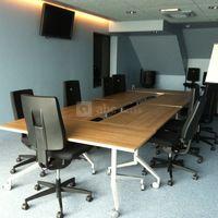Salle de redaction