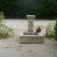 La  fontaine de la galine