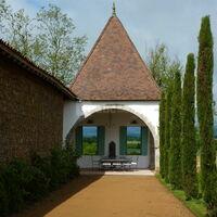 Pavillon Blanc coté Clos de Félines