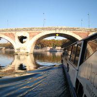 Bateau l'Occitania - Toulouse Croisières
