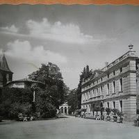 Carte postale ancienne du château de gramazie