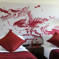 Chambre double asie