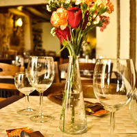 Table en style auberge
