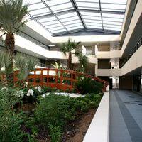 Intérieur centre d'affaires 2