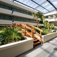 Intérieur centre d'affaires