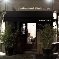Itineraires 75005
