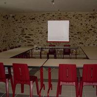 Petite salle de réception