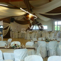Décoration mariage grande salle