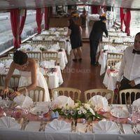Vue table d'honneur