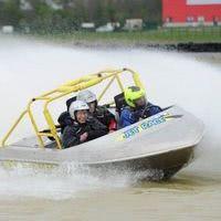 Activité jetboat
