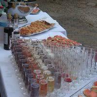 Domaine de la Barollière, cocktail et vin d'honneur