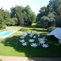 Tente berbere pour garden party