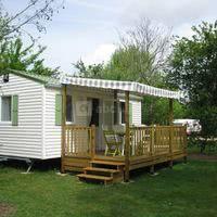 Un mobile home 3 chambres
