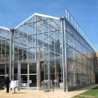 Jardin privatif du centre d'affaires
