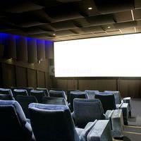 Club lincoln - salle de projection