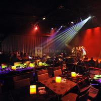 La salle du cabaret