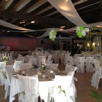 Mariage dans la grande salle