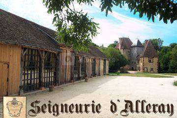 Seigneurie d'Alleray