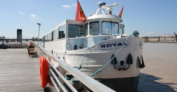 Péniche Royal