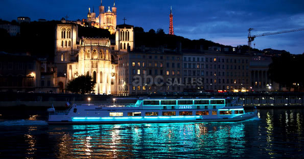 Lyon City Boat - Navig'inter